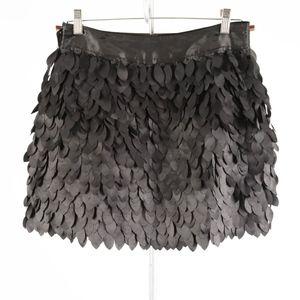 NWT KARDASHIAN KOLLECTION – Petal Mini Skirt – M